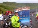 Author : Thomas F, Comment : 'Finisher' de l'Etape du Tour, 8345 ème sur 10,000 au départ ...