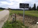 Montée : Col de Landoz-Neuve depuis Mouthe, Commentaire : Sommet.
