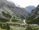 Montée : Passo dello Stelvio depuis Bormio