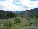Montée : Cabane Pastorale des Forquets depuis Prats de Mollo, Commentaire : La Vallée du Tech après la Preste, sur la droite quand on monte.