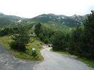 Author : Greg R, Comment : Au milieu sur la gauche la Cabane des Forquets - En haut à droite : la Collade des Roques Blanches