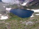 Montée : Pic du Midi depuis Luz Saint Sauveur, Commentaire : Le lac d'Oncet, superbe.