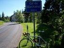 Montée : Col du Marchairuz depuis Le Brassus, Commentaire : Sommet.