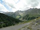 Montée : Col d'Allos depuis Colmars, Commentaire : A mi-chemin entre la station et le col