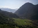 Montée : Col de l'Epine depuis Marlens, Commentaire : Vue sympa !