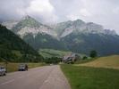 Montée : Col de la Forclaz de Montmin depuis Menthon Saint Bernard, Commentaire : Je me rappelle qu'il y grondait un peu dans ces montagnes.