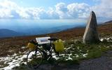Montée : Pierre sur Haute depuis Col du Béal, Commentaire : Paysage au sommet de Pierre sur Haute