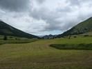 Montée : Col du Festre depuis La Madeleine, Commentaire : Panorama au col du Festre vers les Garcins