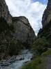 Montée : Col de l'Izoard depuis Gorges du guil (D902 / D947), Commentaire : La Combre du Queyras, peu avant le Col de l'Ange Gardien