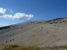 Montée : Mont Ventoux depuis Bedoin, Commentaire : Dans les derniers kilomètres, après le Chalet Reynard