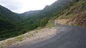 Montée : Col de Mantet depuis Sahorre, Commentaire : C'est là haut!