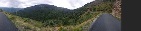 Montée : Col de Mantet depuis Sahorre, Commentaire : Le dernier lacet
