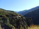 Montée : Col de Valberg depuis Guillaumes, Commentaire : Les Gorges du Daluis