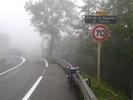 Montée : Col de la Faucille depuis Morez, Commentaire : Sommet.