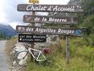 Montée : Col des Montets depuis Le Châtelard, Commentaire : Sommet.