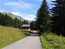 Montée : Col de l'Encrenaz depuis Taninges, Commentaire : Petite route tranquille.