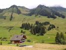 Montée : Col des Mosses depuis Aigle, Commentaire : Non loin du sommet.