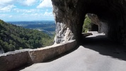 Montée : Col du Mont Noir depuis Cognin les gorges, Commentaire : Les gorges du Nan