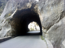 Montée : Col de l'ecre depuis Pont du Loup, Commentaire : Passage dans les gorges du Loup dans les 1ers km de l'ascension