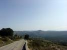 Montée : Col de Vence depuis Vence, Commentaire : Ca grimpe ça grimpe!!!! Le sommet est très aride et plein sud. Attention en été de ne pas le gravir trop tard.
