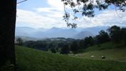 Montée : Col de Catchaudégué depuis D618 / D37, Commentaire : L'Ariège, c'est beau