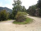 Montée : Refuge des Cortalets depuis Villerach, Commentaire : 1380 m, deuil de piste correcte.