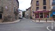 Montée : Serra de Mauri depuis Formiguères, Commentaire : Point de départ, dans Formiguères