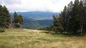 Montée : Serra de Mauri depuis Formiguères