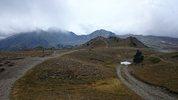 Montée : Serra de Mauri depuis Formiguères, Commentaire : Fin de l'été, mais il reste quelques névés.