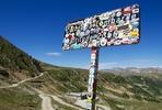 Montée : Col de la Lombarde depuis Pratolungo