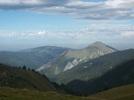 Auteur : Patrice B, Commentaire : Vallée de la Barousse, Le Port de Balés 1755 m, 02/10/2013  Après quelques gouttes, est apparu un superbe arc-en-ciel, c'est la première fois que j'en vois un de dessus, du haut des montagnes :)