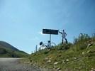Montée : Station de Nistos depuis Nistos Bas, Commentaire : Nistos, Cap Nestès 1596 m, 30.08.2011