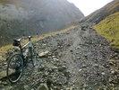 Montée : Port de Boucharo depuis Luz Saint Sauveur, Commentaire : en VTT, c'est mieux mais la montée se fait bien en vélo de route.