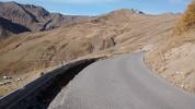 Climb : Col d'Allos from Colmars, Comment : Novembre 2014