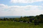 Montée : Mont Pinçon depuis Aunay sur Odon, Commentaire : belle vue au sommet
