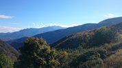 Montée : Col del Torn depuis Ria Sirach, Commentaire : Vue sur le Canigou
