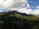 Montée : Col du Sanetsch depuis Sion, Commentaire : Joli 'crète' au côté du glacier !